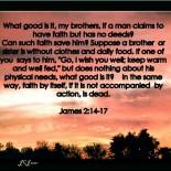 Worthless Faith