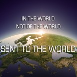 Church IN the world, not OF the world