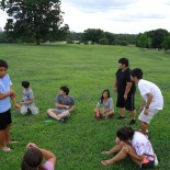 @ a Philly Park for the day's debrief