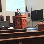 preaching at presbytery for licensure